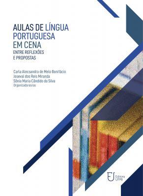 Capa para Aulas de língua portuguesa em cena: entre reflexões e propostas