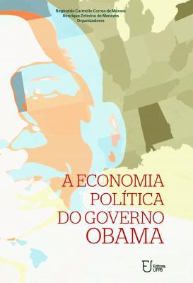 Capa para A Economia política do Governo Obama