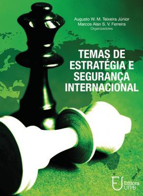 Capa para Temas de estratégia e segurança nacional
