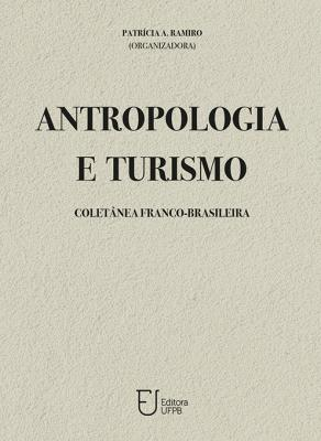 Capa para Antropologia e turismo: coletânea franco-brasileira