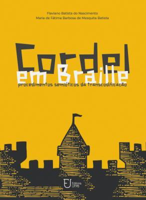 Capa para Cordel em Braille: procedimentos semióticos da transcodificação