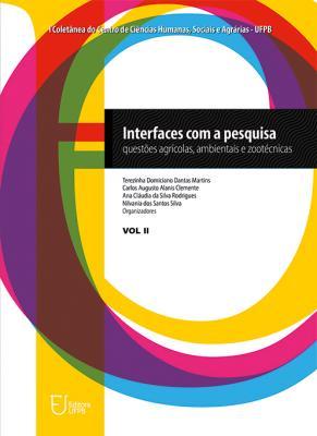 Capa para Interfaces com a pesquisa: questões agrícolas, ambientais e zootécnicas - vol. 2