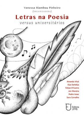 Capa para LETRAS NA POESIA: VERSUS UNIVERSITÁRIOS