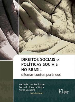 Capa para Direitos Sociais e Políticas Sociais no Brasil: Dilemas Contemporâneos