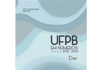 Capa para UFPB em números: 2012-2019
