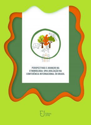 Capa para Perspectivas e avanços na Etnobiologia: uma avaliação na conferência internacional do Brasil
