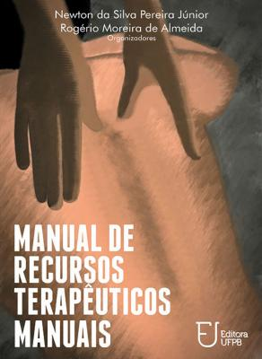 Capa para Manual de Recursos Terapêuticos Manuais