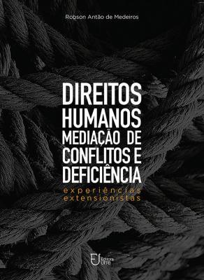 Capa para Direitos humanos, mediações de conflitos e deficiência